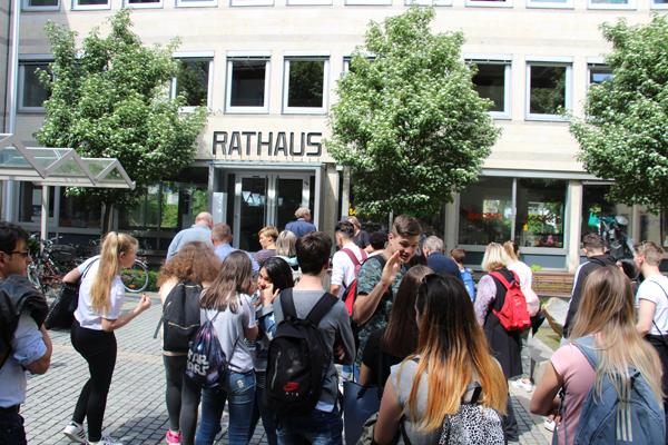Relacją z pobytu w Bawarii w powiecie Erlangen-Höchstadt