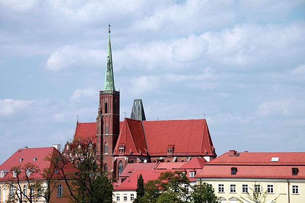 Wycieczka kl. Va do Wrocławia