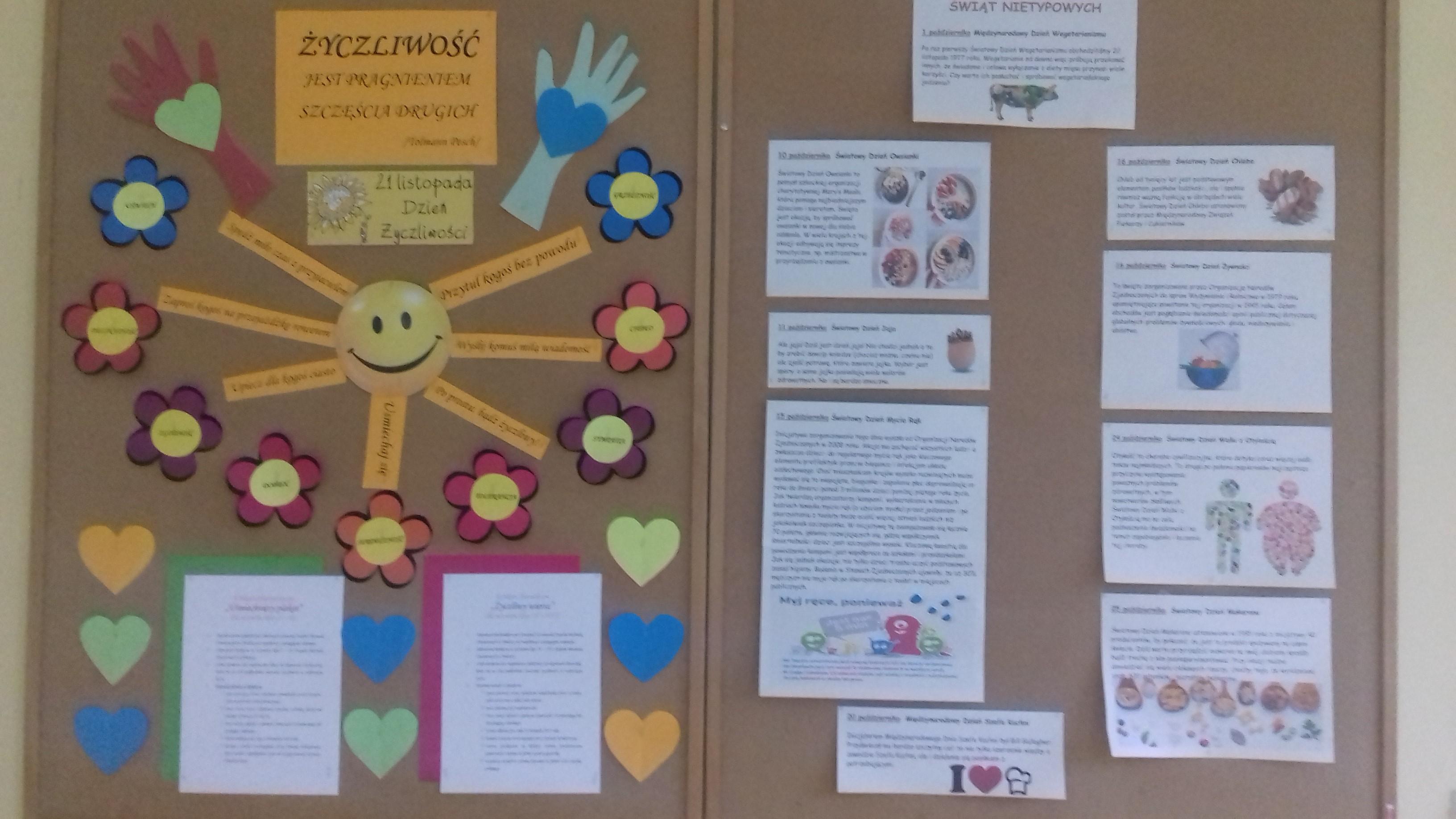 Konkurs Literacki Pt życzliwy Wiersz Dla Uczniów Klas Iv